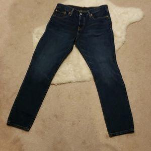 NWOT Levi's 501 button-fly denim jeans (W28 x 34L)